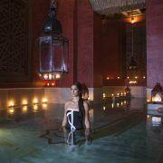 Ancient Baths Sevilla. Fotografía 4milflores.